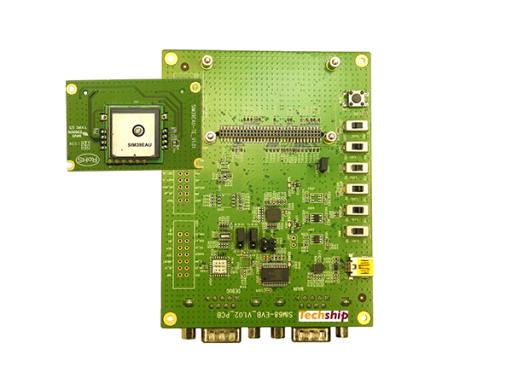 10446 SIM39EAU Dev kit