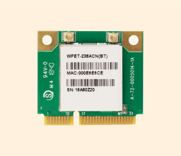Wifi with USB interface