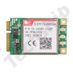 SIMCom SIM7600SA LTE CAT-1 mPCIe