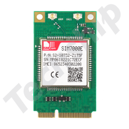SIMCom SIM7000E CAT-M/NB-IoT PCIE