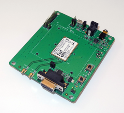 MU739 Dev Kit - Front