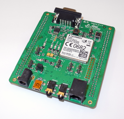 MU509 Dev Kit - Front