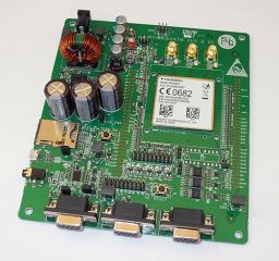 MU609T Dev Kit - Front