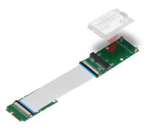 Mini PCI Express Extender
