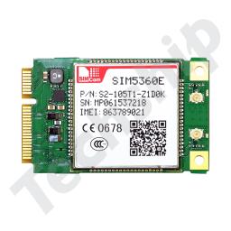 SIMCom SIM7600A-H LTE CAT-4 mPCIe US - 10781 - S2-107KN