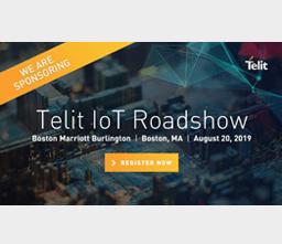 Telit IoT Roadshow