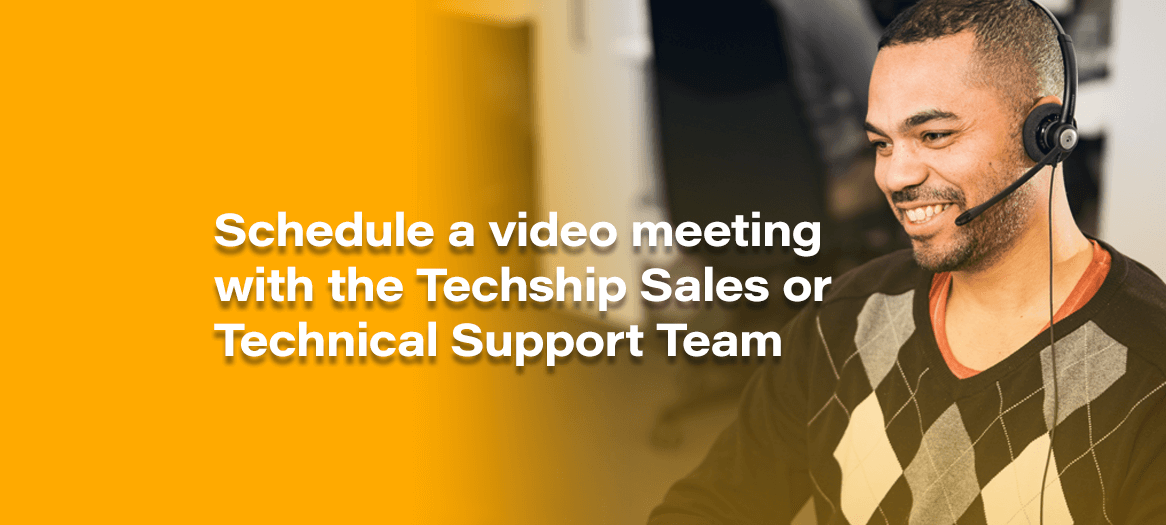 Book a video meeting with us!