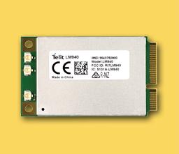New Telit LM940