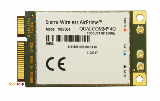 Sierra Wireless MC7304 on stock