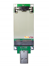10609 mPCIe to USB adapter card
